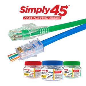 RJ45 Pass Through